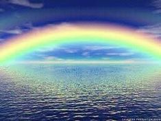 Wat a beautiful Rainbow