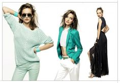 Clothing Trends 2013   spring summer 2013 fashion trends by mango photos sisley fashion ...