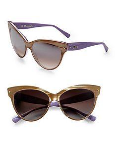 Dior Cat's-Eye Sunglasses