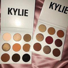 Cool Makeup, Elf Makeup, Pretty Makeup, Skin Makeup, Makeup Brushes, Beauty Makeup, Makeup List, Paleta Kylie Jenner, Maquillaje Kylie Jenner