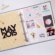 Project Life 2015    Week Twenty by HelloTodayCreate at @studio_calico