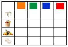 matrix eet smakelijk Logic Puzzles, Color Games, Games For Kids, Worksheets, Projects To Try, Restaurant, School, Fruit, Picture Cards