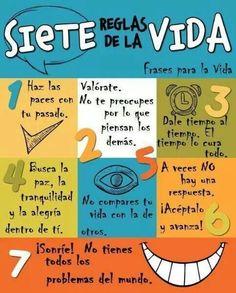 Siete reglas: