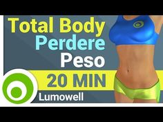 7 Minute Workout - 7 minuti di esercizi ad alta intensità per dimagrire - YouTube
