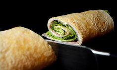 Tortilla roll Fresh Rolls, Ethnic Recipes, Food, Essen, Meals, Yemek, Eten
