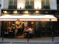 Le Vin de Bellechasse (restaurant) - 20 Rue de Bellechasse, 75007 Paris