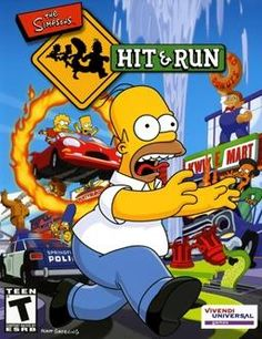 All I want is a remaster of one of the best video games I've ever played The Simpsons: Hit and Run.