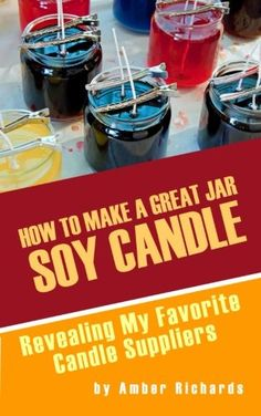 This post has some information on getting started making and selling soy candles from your home. This is a business you can start for under $100!