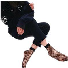 Girls Trendy Elastic Lace Flowers Summer Cool Socks Mesh Style Baby Socks MA