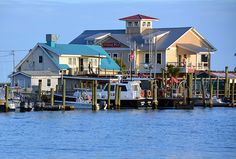 Waterfront Restaurants Serve Fresh Seafood In Southport Nc