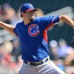 Cubs may trade Jason Hammel early