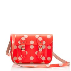 The+Cambridge+Satchel+Company+polka-dot+satchel