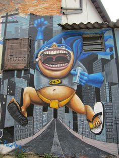 Street Art, São Paulo