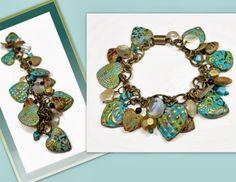 Beadazzle Me Polymer Jewelry by Sherri Kellberg.  - nice blog!