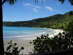 Brewers Bay in Tortola BVI....So peaceful here. A great place to relax!