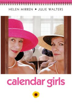 CALENDAR GIRLS is the hilariously quirky comedy starring Golden Globe winners Helen Mirren (Gosford Park, Teaching Mrs. Tingle) and Julie Walters (Billy Elliot, Harry Potter series), and directed by Nigel Cole (Saving Grace). When twelve extraordinary members of the Women's Institute, a proper local charity, decide they need to find a new way to raise money for a very worthy cause, they turn to their annual calendar. Not wanting to divorce themselves from the traditional photographs, they…