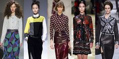 2014 fall fashion trends for women | different shades of metallic are also trendy colors these special ...