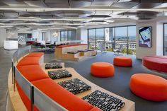 AECOM has recently completed the design of a new San Francisco office for global advertising firm Velti.....