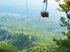 Tahtali cable car ride and tour of Phaselis Excursions in Belek