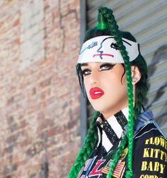 hello hello,hello hello i love you ❁ Hello My Love, Hello Hello, Beautiful Person, Most Beautiful, Drag Race Season 6, Danny Noriega, Fashion Art, Fashion Models, Rupaul Drag Queen