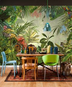 Brewster Home Fashions Into the Wild Wall Mural | zulily