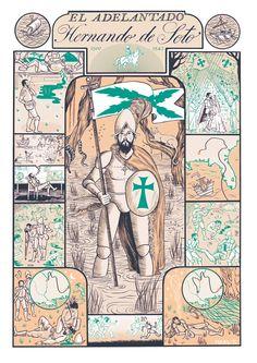Hernando de Soto Il·lustració/Ilustración/Illustration: Marc…