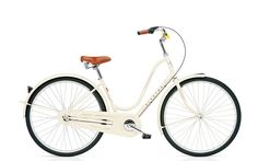 My next bike - the Electra Amsterdam Ladies Original. I love the Alexander Girard Quatrefoil, but this classic off-white is, well, classic ;)