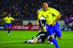 Luis Nazario de Lima Ronaldo, il Fenomeno.