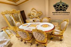 Luxury Dining Room, Table Settings, Table Decorations, Furniture, Home Decor, Decoration Home, Room Decor, Place Settings, Home Furnishings