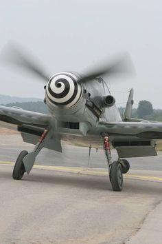 Bf 109G-10 Black 2 Messerschmitt foundation