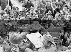 Greek troops in Nth. Greek Soldier, Major General, Moving Forward, Troops, A Good Man, Africa, Men, Move Forward, Guys
