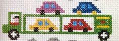 Cross Stitch, Cars, Fictional Characters, Punto De Cruz, Cross Stitches, Autos, Punto Croce, Vehicles, Fantasy Characters