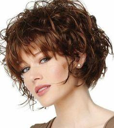 Frisuren kurz locken - http://frisur-ideen.info/624.html #frisur #frisur2016 #Frisuren #FrisurIdeen