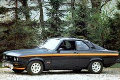 1975 Opel Manta GT/E Black Magic