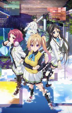 Musaigen no Phantom World Anime Winter 2016