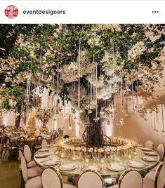 What do you think about this design? ・・・ Larger than life! Amazing night with Wedding Reception Design, Wedding Ceremony Decorations, Reception Ideas, Green Wedding, Wedding Flowers, Preston Bailey Wedding, Wedding Expenses, Glamorous Wedding, Here Comes The Bride