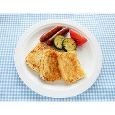 クミタス レシピ メープル風味の米粉パンのフレンチトースト(卵・乳・小麦不使用)