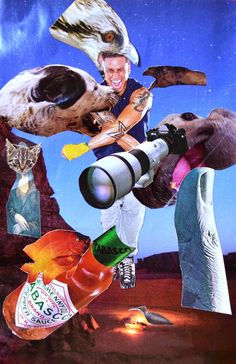 Surrealist Collage | Lessons from the K-12 Art Room