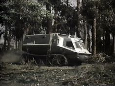 UFO SHADO Mobile, the origional off-roader !