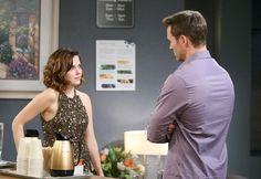 Theresa decides to put Brady behind her- and sets her sights on Paul.