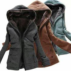 Looks cozy http://www.rosegal.com/coats/laconic-hooded-zipper-design-solid-62885.html?lkid=3987&utm_source=YGfacebook&utm_medium=fb_ads&utm_campaign=rosegal_sale&utm_content=lkid_3987