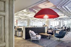 Pernod Ricard Rouss Office / UNK project