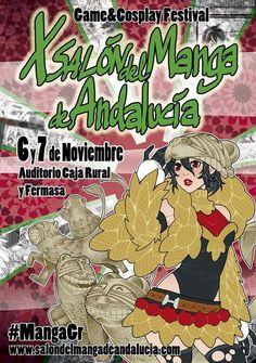 X Salón del Manga de Andalucía