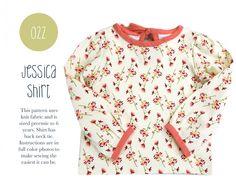 Jessica Shirt by Spit Up & Stilettos