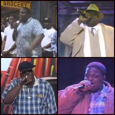 15 Classic Biggie Smalls Live Performances - Nah Right Life After Death, Biggie Smalls, The Incredibles, Artists, Live, Classic, Wall, Classical Music, Artist