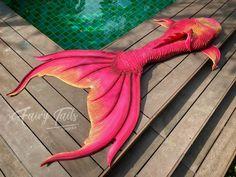 Girls Mermaid Tail, Fin Fun Mermaid, Mermaid Tails For Kids, Real Mermaids, Mermaids And Mermen, Sirens, Real Life Mermaid Found, Realistic Mermaid Tails, Little Mermaid Costumes