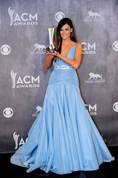 0720f64f3b7 Kacey Musgraves in Miu Miu at the 49th Annual Academy Of Country Music  Awards. Kacey