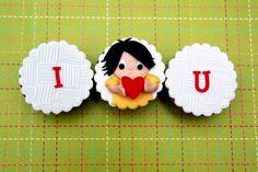 Valentine's Day Cupcakes - Awwww...