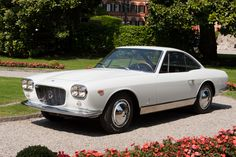 1963 Lancia Flaminia 3C 2.8 Coupe Speciale (150hp) Designed by Tom Tjaarda for Pininfarina