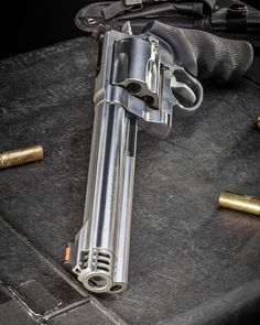 Big Guns, Cool Guns, Awesome Guns, Weapons Guns, Guns And Ammo, 500 S&w Magnum, Smith N Wesson, Steel Frame, Will Smith